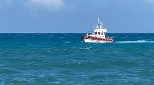 disperso in mare
