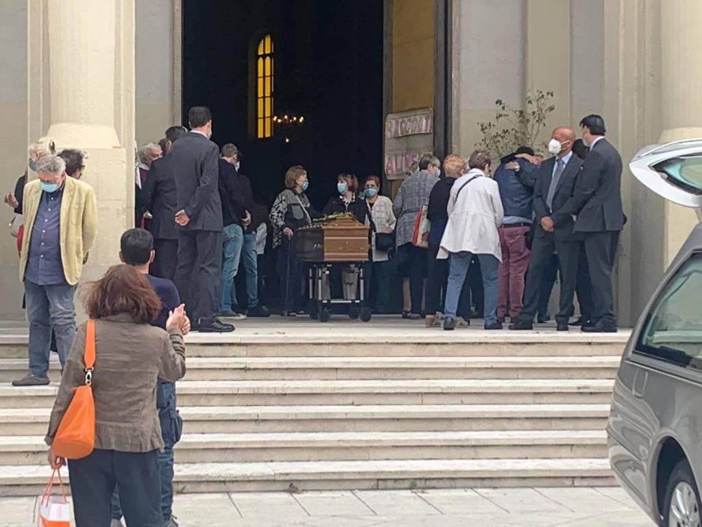 funerali bertana