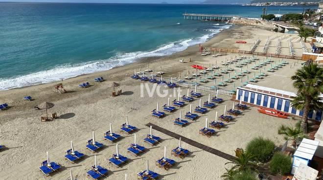 Spiaggia Stabilimento Balneare Covid Coronavirus