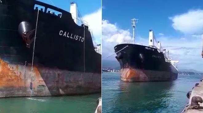 Nave Callisto savona