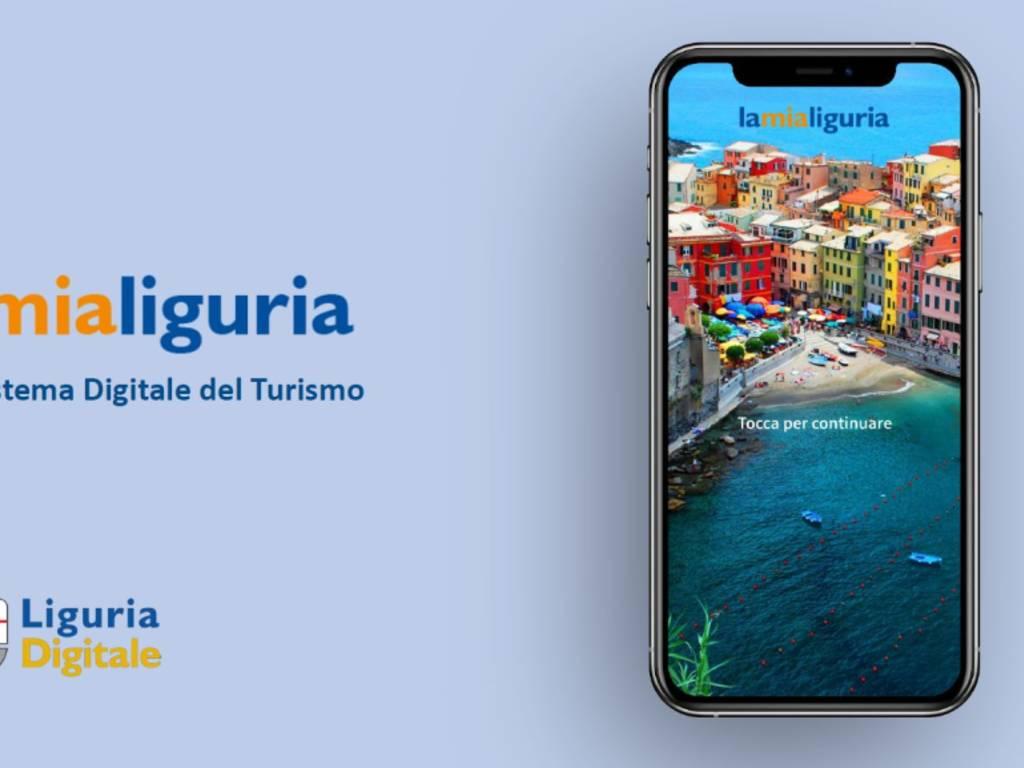 App LaMiaLiguria