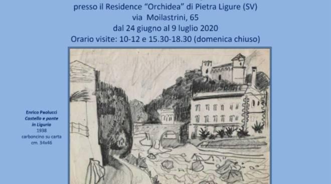 Volti di Liguria mostra fotografica Pietra