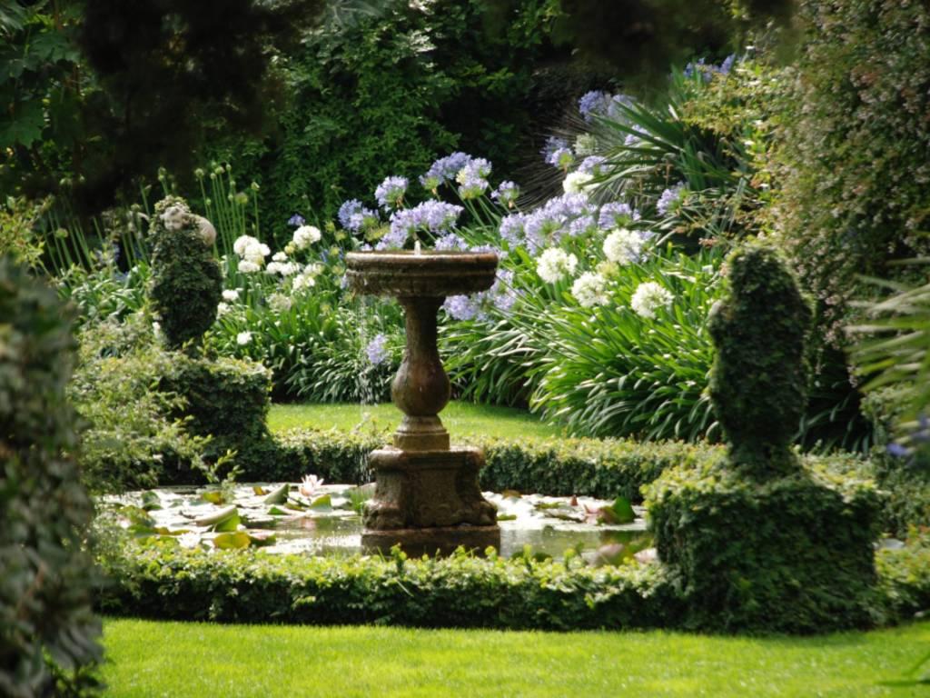 Giardini villa pergola alassio Fai