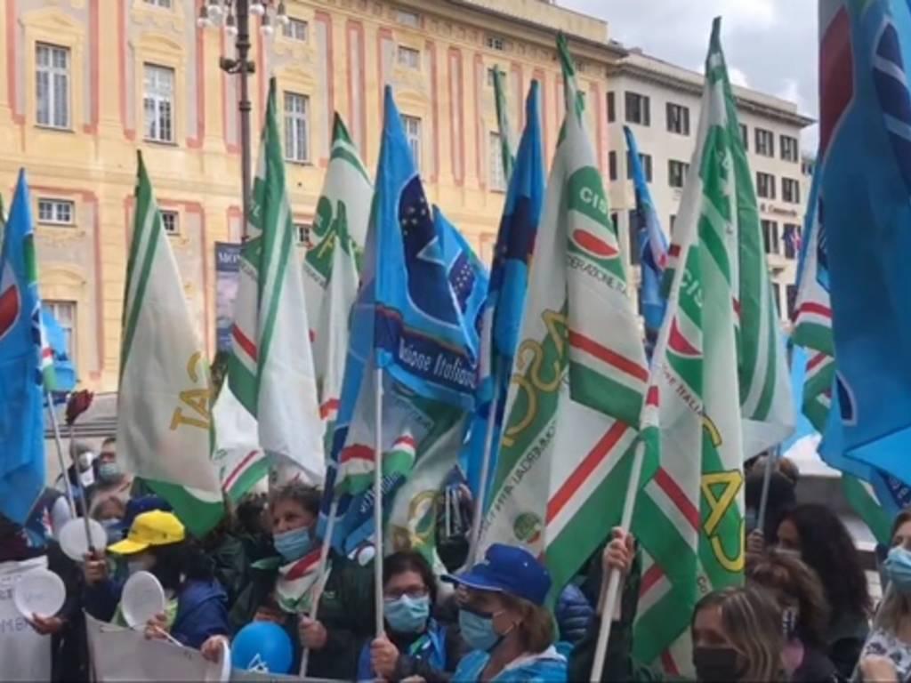 Fisascat Liguria Uiltucs Liguria