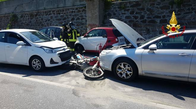 Incidente Bergeggi