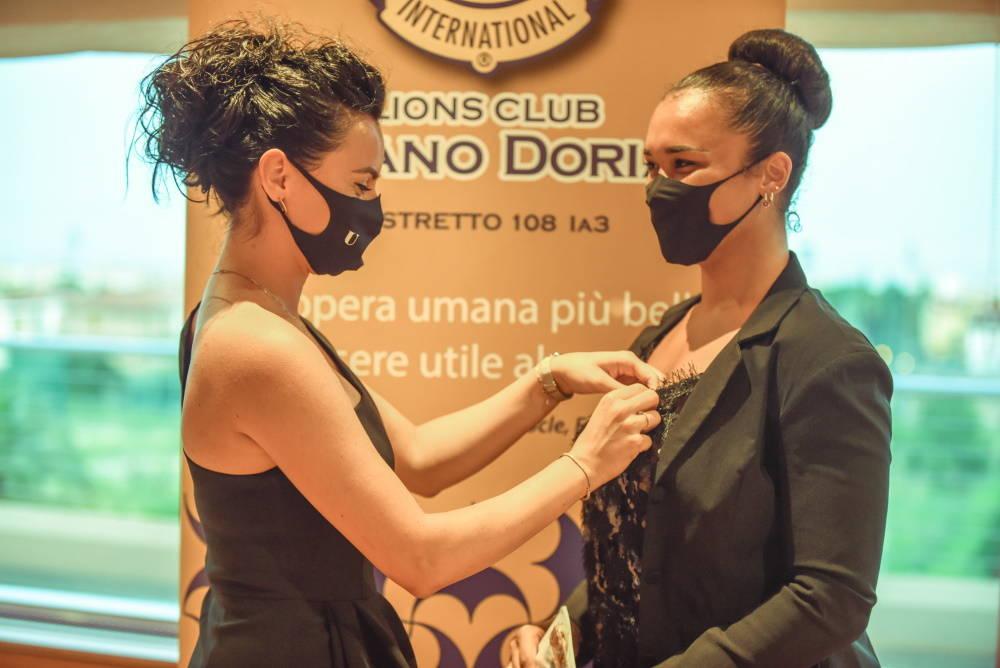 Matilde Piccinini Carole Vernetti
