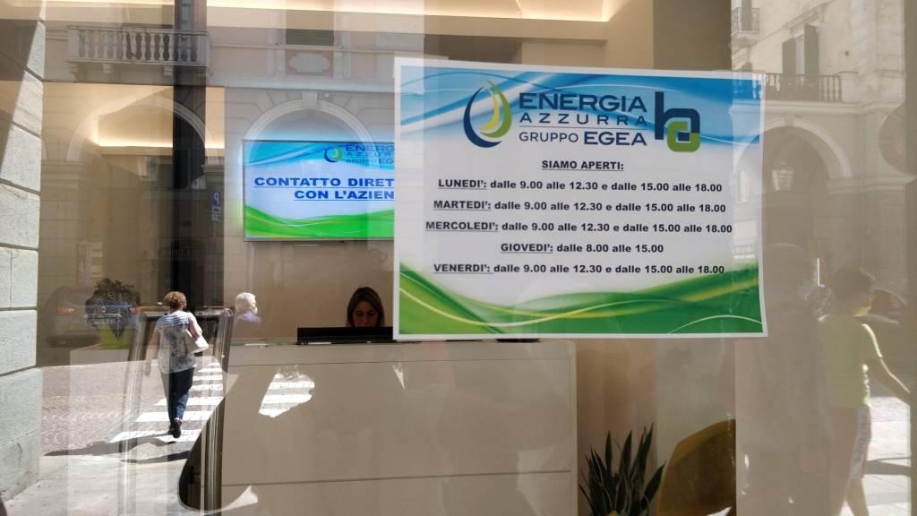 Gruppo Egea incontra Gruppo Badano: nasce Energia Azzurra