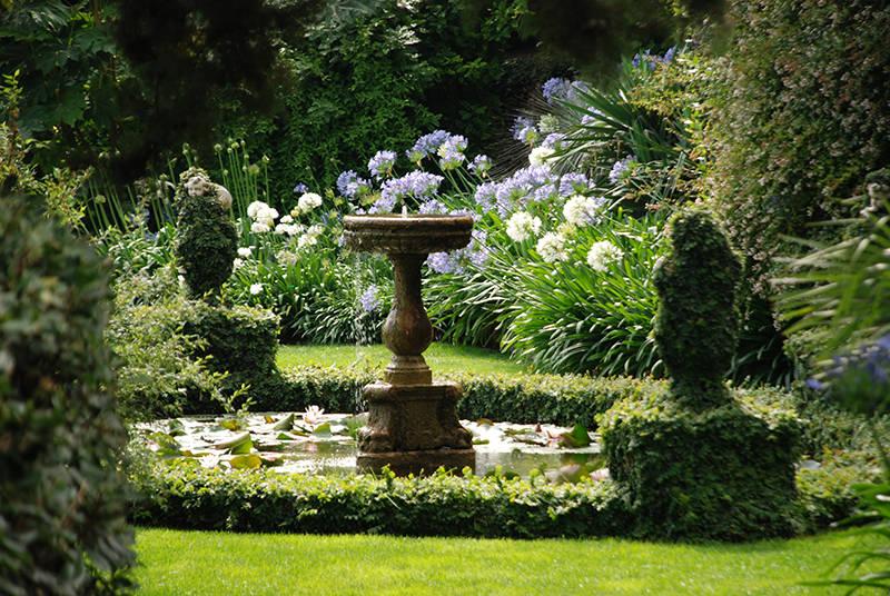 I fiori rari di Villa della Pergola