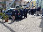 I funerali di Giuseppe Delbalzo