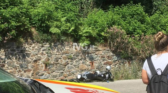 Incidente stradale tra Millesimo e Murialdo