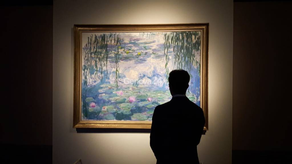 Mostra Monet a palazzo Ducale