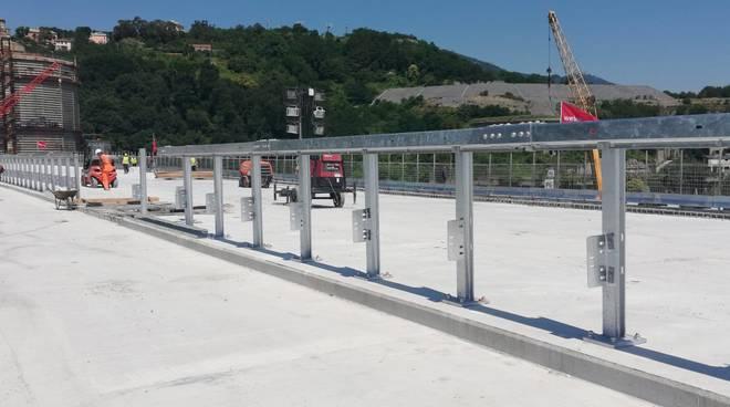 Nuovo ponte 25 giugno