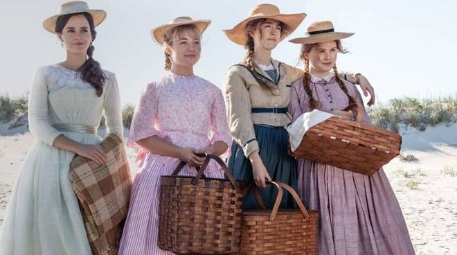 """Piccole donne"" film di Greta Gerwing"