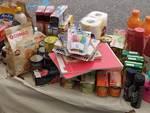 raccolta beni prima necessità buridda