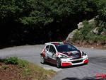 Rally, i test sul Melogno