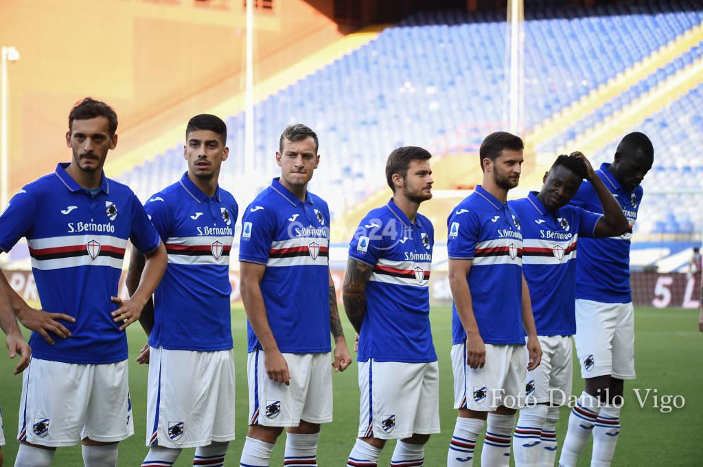 Sampdoria Vs Bologna