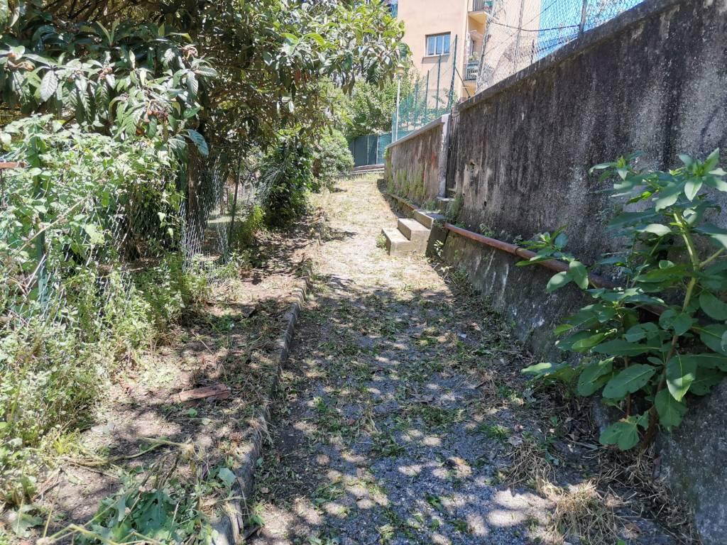 Sfalcio Val Bisagno