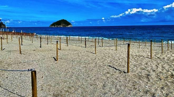 spiagge libere anti-Covid