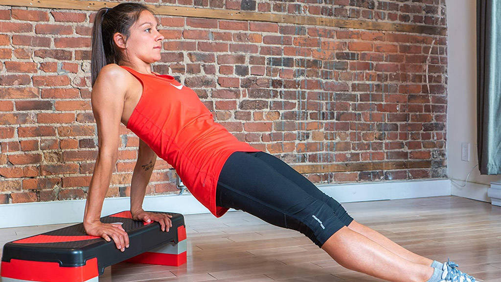 step aerobica