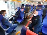 "Treni regionali presentazione Savona nuovo ""Pop"""