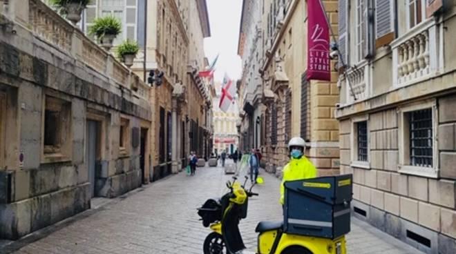 tricicli elettrici, mezzi elettrici
