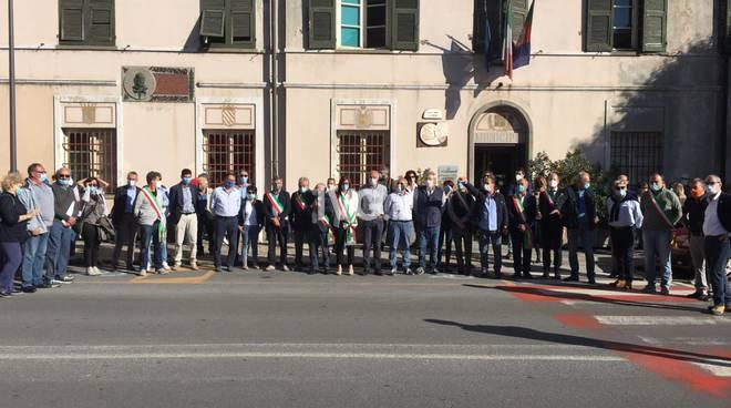 Un flash mob per l'ospedale di Cairo