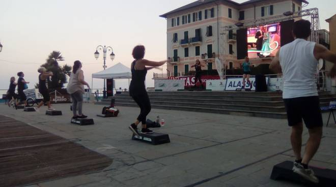 Alassio Summer Town fitness