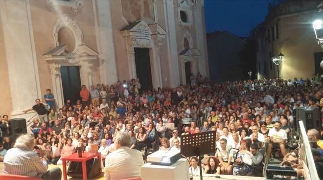 "Albissola Marina festival ""Parole ubikate in mare"""