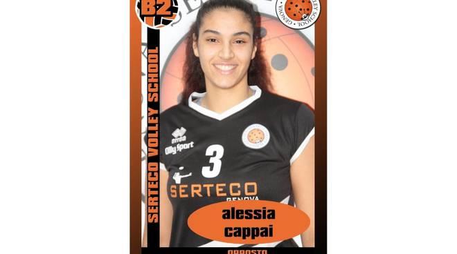 Alessia Cappai