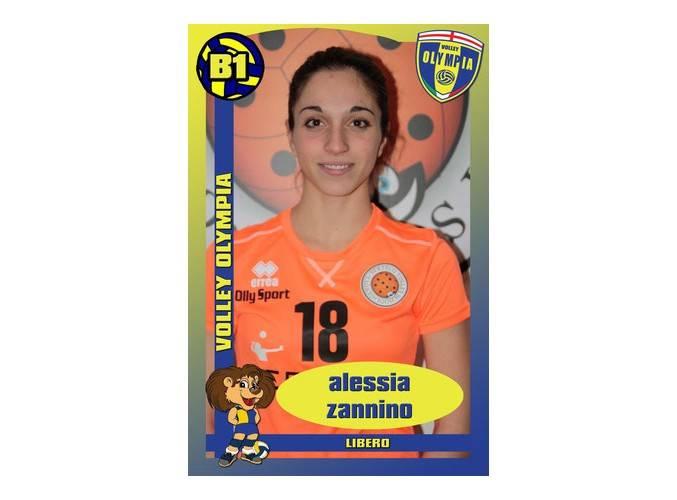 Alessia Zannino
