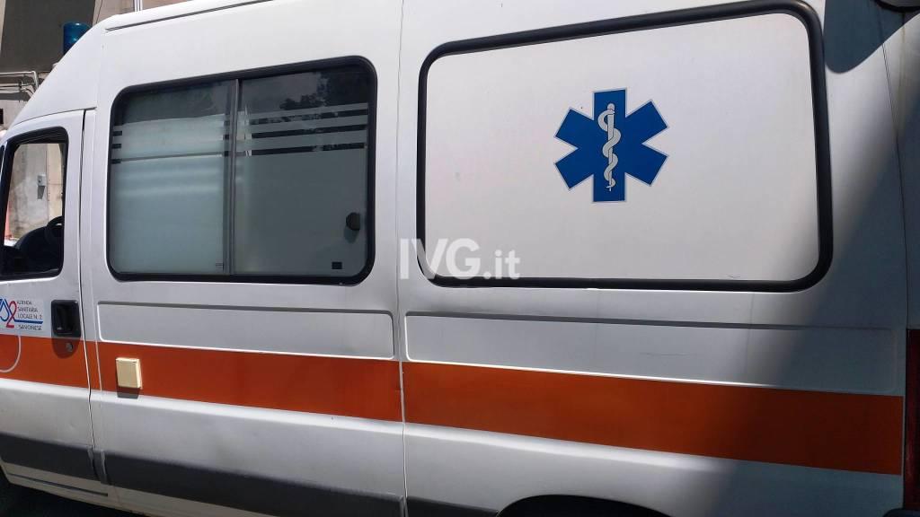 ambulanza generica santa corona