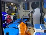 Ambulanze vandalizzate Vado