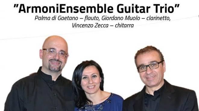 ArmoniEnsemble Guitar Trio gruppo musicale