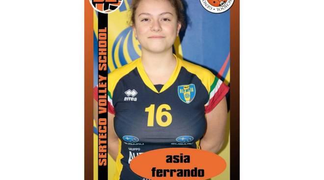Asia Ferrando