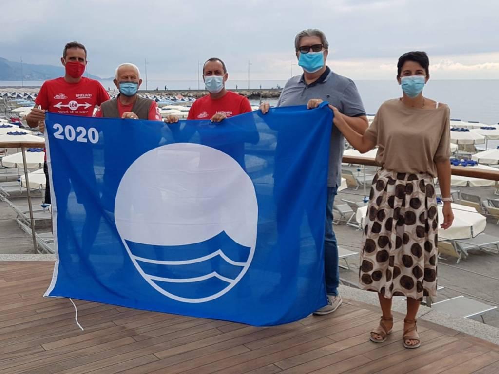 Bandiera Blu Loano 2020