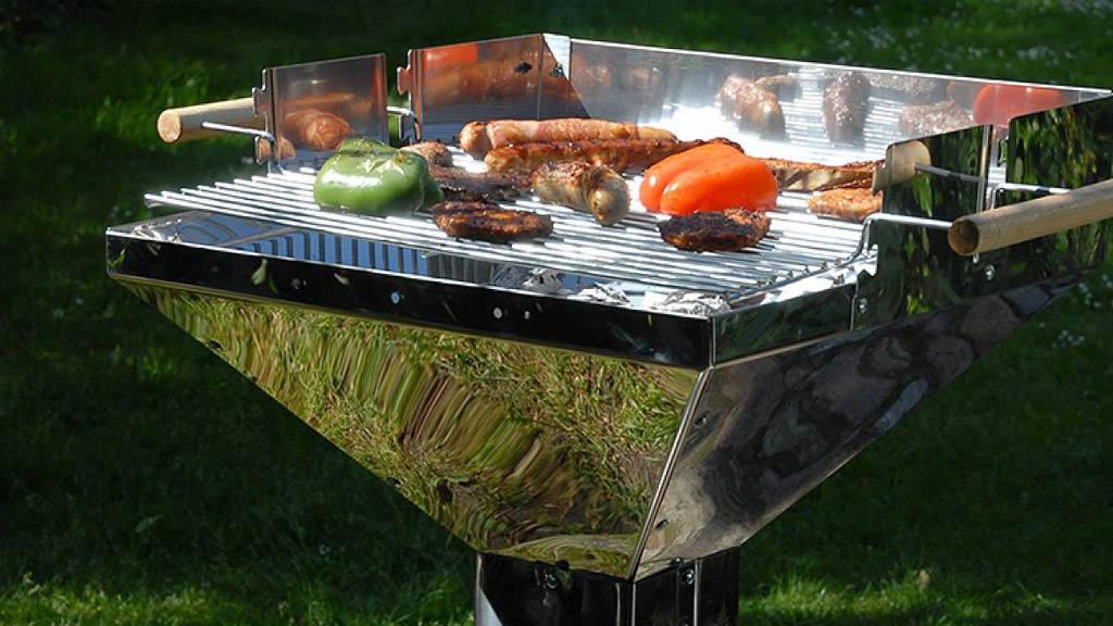 barbecue landmann