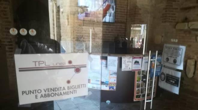 biglietteria Tpl Albenga