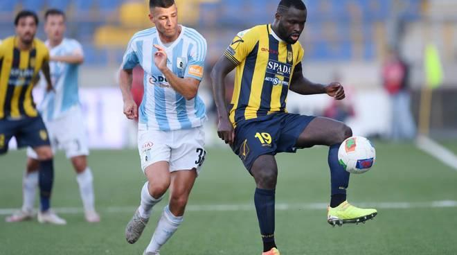 Calcio, Serie B: Juve Stabia vs Virtus Entella