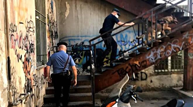 Carabinieri Albenga controlli