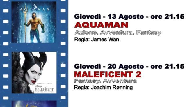 Cinema in Piazza a Garlenda