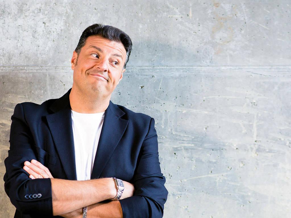 """Claudio Lauretta porta al Porto Antico il suo show \""""Imitamorfosi\"""""""