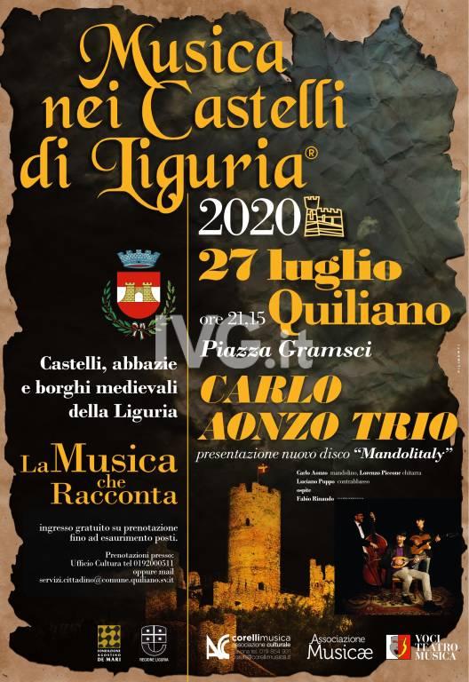 Carlo Aonzo Trio - Mandolitaly