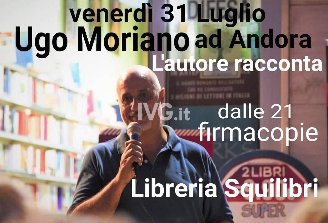 Ugo Moriano a: l\'Autore Racconta