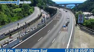 code traffico A10 A26