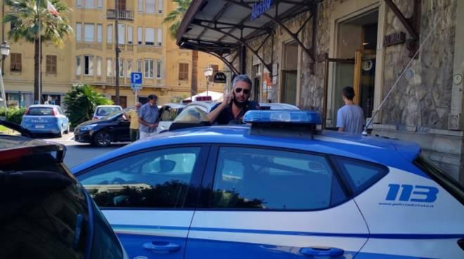 controlli polizia Alassio