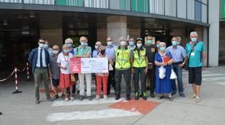 Coop Liguria dona 5 mila euro al 118 di Savona