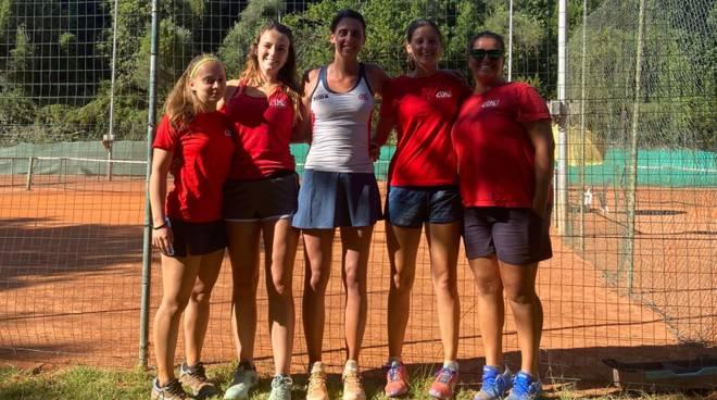 Cus Genova Tennis in Serie C