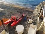 Danni e furti nelle spiagge