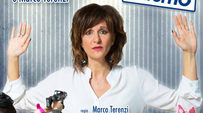 """Federica Cifola spettacolo teatrale """"Mamma...zzo e ritorno"""""""