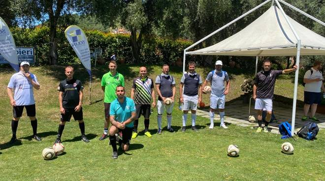 Footgolf,